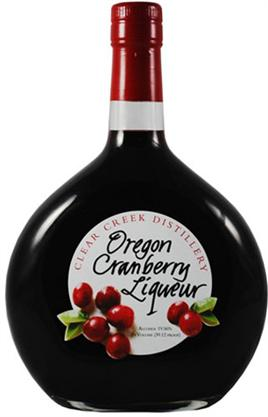 Clear Creek Liqueur Oregon Cranberry
